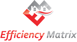 Efficiency Matrix red Logo
