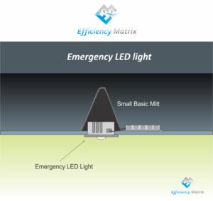 Emergency Light Small Basic Mitt