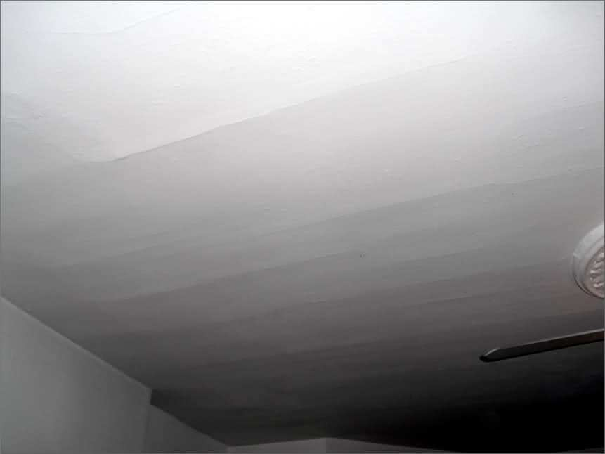 hiding uneven ceilings with downlights