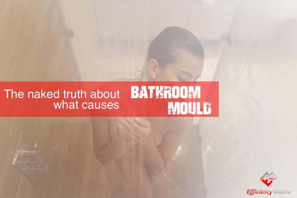 showers and mould