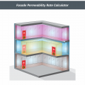 facade Permeability Calculator