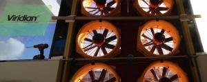 6 Fan blower door test