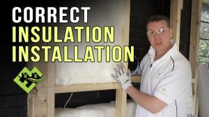 gaps in insulation
