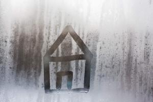 Condensation on glazing